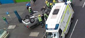 Verkeersongeluk letsel Lochem